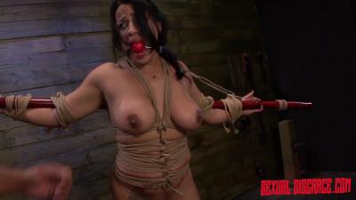 Becca Diamond Returns for More Rope Bondage and BDSM Fucking (2014)