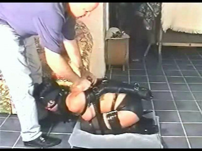 She Will Be Subjected To Bondage And Extreme Punishment