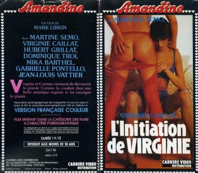 L'initiation pornographique de Virginie