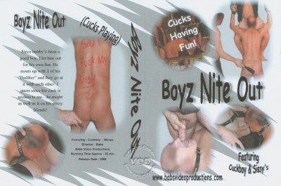 Boyz Nite Out  ( apreder )