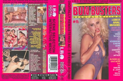 Bun Busters vol 5
