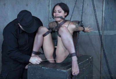 Amazing Slave In Hard Bondage