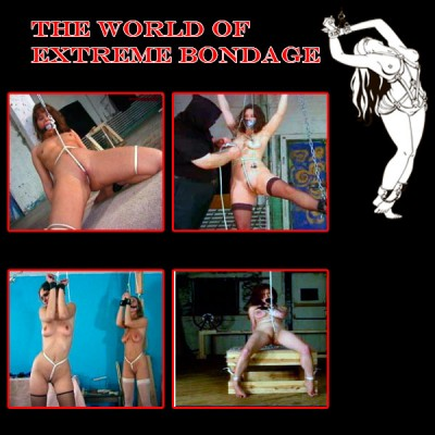 The world of extreme bondage 174