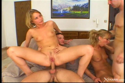Fill Her Up 2 - Scene 1 (Sindy Angel & Tina Wagner)