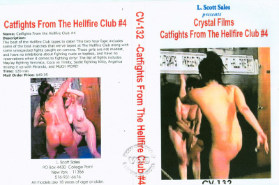 Catfights From The Hellfire Club #4