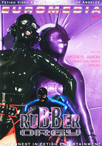 GwenMedia - Rubber Orgy