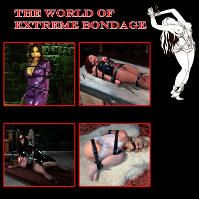 The world of extreme bondage 144