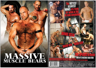 Massive Muscle Bears (2008) DVDRip