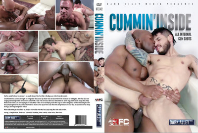 Cummin' Inside - anal sex, big cock, adam russo!
