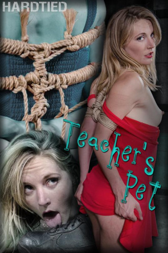 HardTied Mona Wales Teacher's Pet