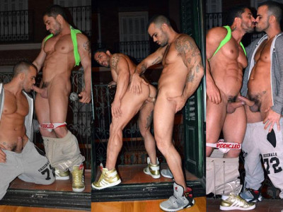 SHomme - Robin Sanchez & Damien Crosse (22 May)