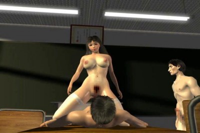 Crazy Female Teacher 02