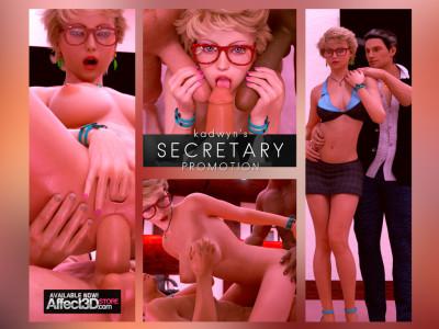 Secretary Promotion