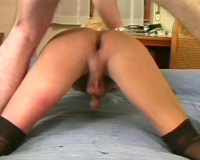 Big Butt Tranny - Scene 3