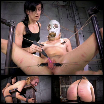 Bondage Haize # 3 (1 Nov 2014) Real Time Bondage