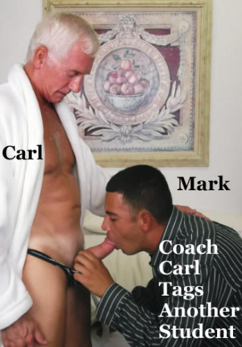 Coach Carl Tags Another Student