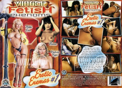 Vintage Fetish Phenoms: Erotic Enemas