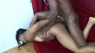 I love big black cock deep into my cunt