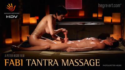 Fabi — Tantra Massage