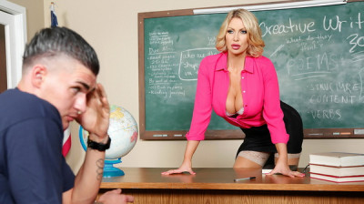 Leigh Darby (Teaching Miss Darby a Hard Lesson)
