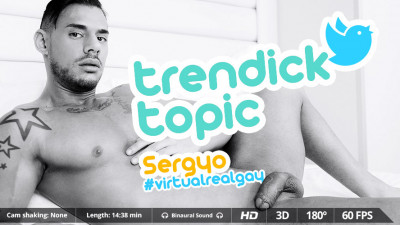 Virtual Real Gay — Trendick Topic (PlayStation VR)