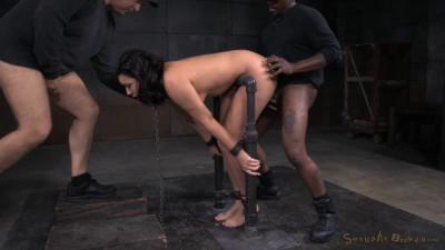 Girl Next Door Paisley Parker Bound In Device Bondage Roughly Fucked Deepthroat (2015)