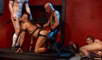 Raw Perverts Orgy