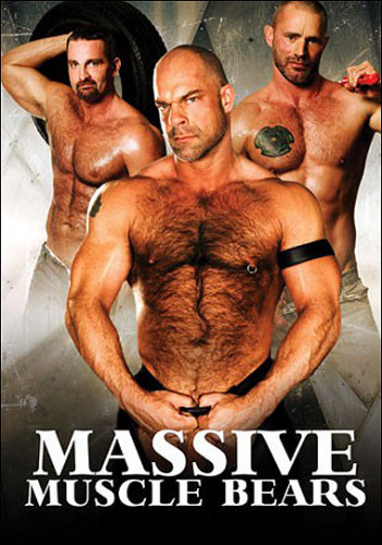 Massive Muscle Bears