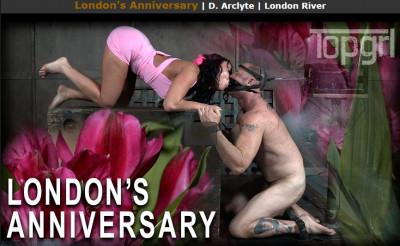 TopGrl - Mar 21, 2017 - London's Anniversary - D. Arclyte, London River