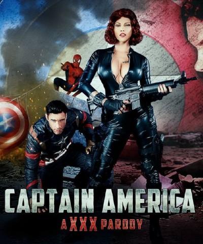 Peta Jensen — Captain America A XXX Parody (2016)