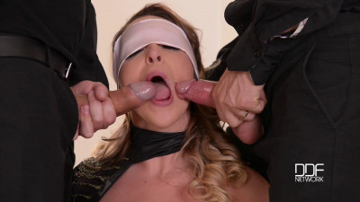 Victoria Summers - No Way Out! - A Blindfolded, Deep Throated and Fucked Submissive FullHD 1080p