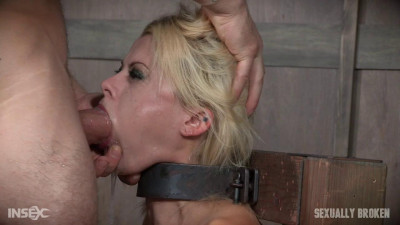 SexuallyBroken – Nov 16, 2016 – Nadia White
