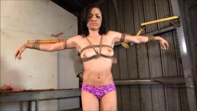 Crucifixion Of Monica Jade