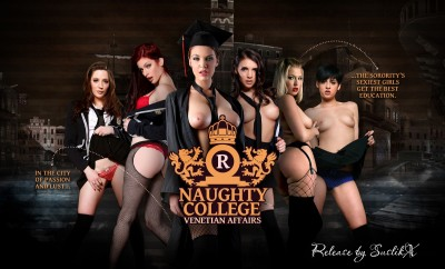 Naughty College: Venetian Affairs 2015