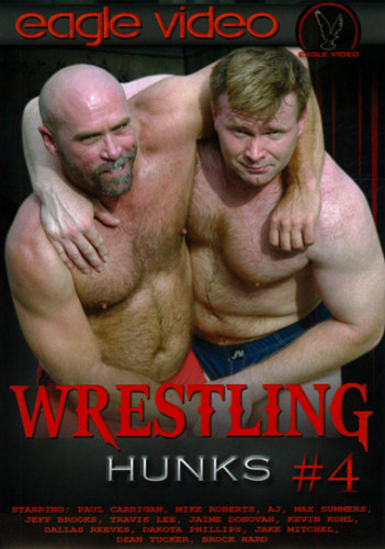 Wrestling Hunks Vol. 4