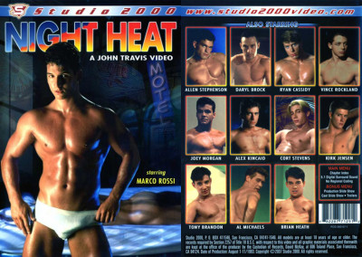 Night Heat   Studio 2000