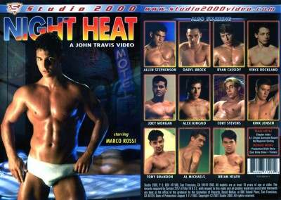 Night Heat - Studio 2000