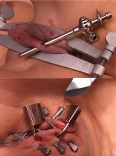 Adventures of iron pussy in BDSM