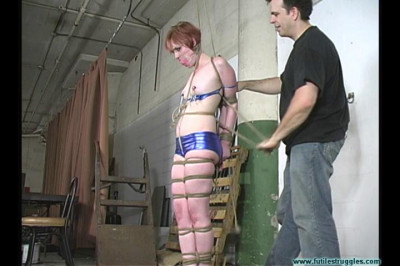 FS Bondage – Stripper Punished For Stealing From The Club – Part 3