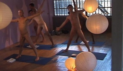 Aaron Star's Hot Nude Yoga 3 - PARTNER