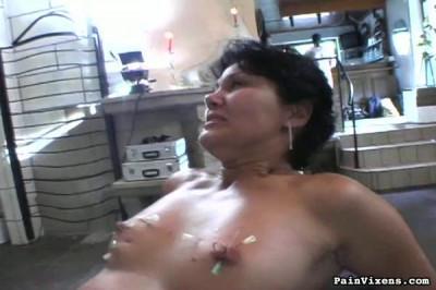 PainVixens - Needles Torture