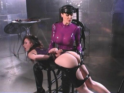 Mistress Evolin & Anastasia Pierce