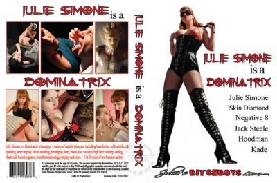 Julie Simone Is A Dominatrix Directors Cut