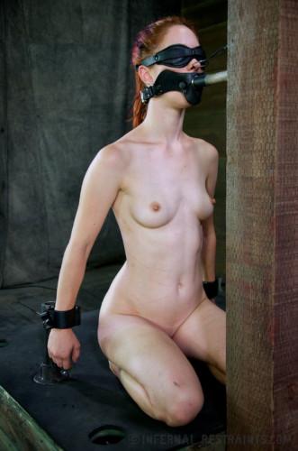 IR – For Bondage's Sake, Part 2 – Redhead Girl Calico Lane – Nov 08, 2013