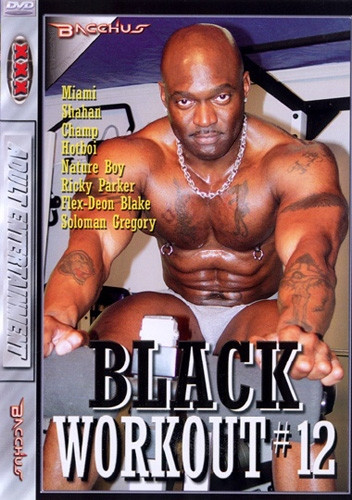 Black Workout vol.12