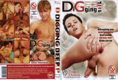 Digging Deep , gay at swmming pool...
