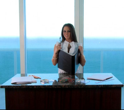 3D Ocean View Apartment Deal with Rachel Roxxx 2012