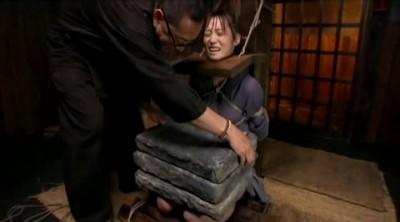NanaSaki rope torture gtj-007