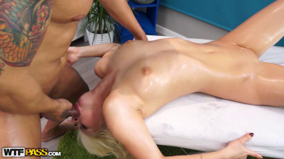 HD Massage Porn – Lana 1