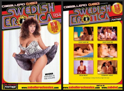 Swedish Erotica 104: Keisha